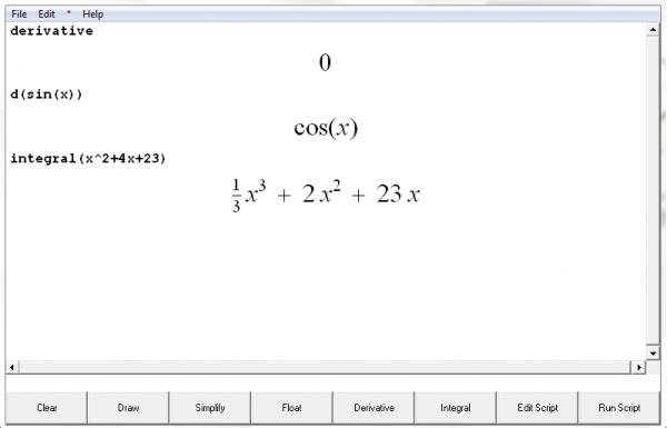 EigenMath