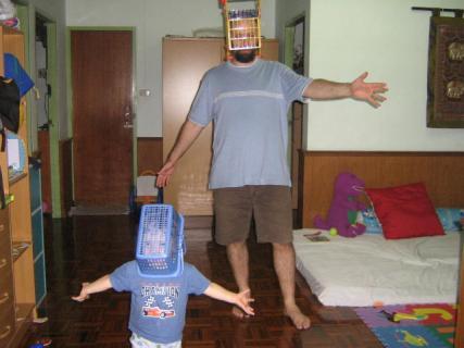 I am a robot